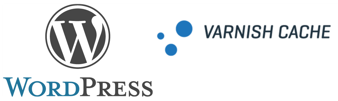 WordPress Varnish logos
